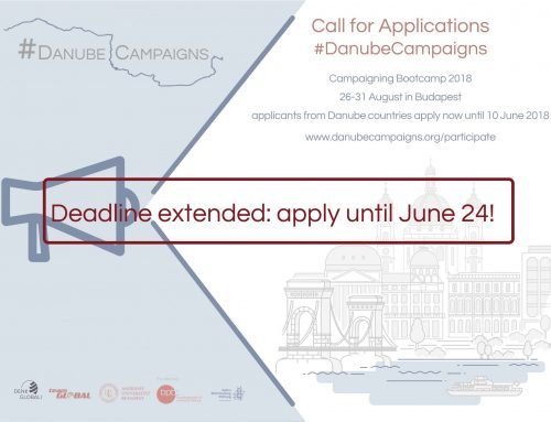 Deadline extended: apply until June 24!